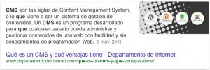 Open ERP - Odoo ¿Qué es CMS?