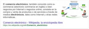 Open ERP - Odoo ¿Qué es comercio electrónico?
